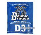 Дрожжи спиртовые турбо DoubleDragon D3