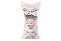 Солод ячменный жженый Chateau  Roasted barley  EBC 1000-1300 (Castle Malting) мешок 25 кг